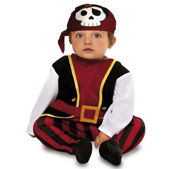 Kostýmy pro děti - Dětský kostým pro nejmenší  Pirát