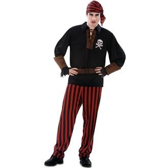 Kostýmy pro dospělé - Kostým Pirát