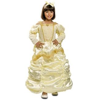 Kostýmy pro děti - Dětský kostým Princezna žlutá