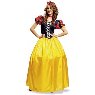 Kostýmy pro dospělé - Kostým Sněhurka
