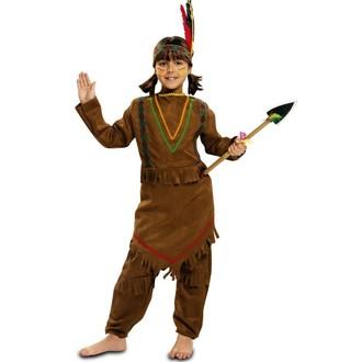 Indiáni - Dětský kostým Indiánka