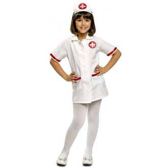 Kostýmy pro děti - Dětský kostým Zdravotní sestřička