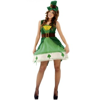 Kostýmy pro dospělé - Kostým Irská dívka