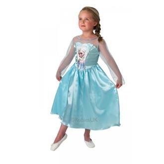 Princezny - Dětský kostým Princezna Elsa Ledové království