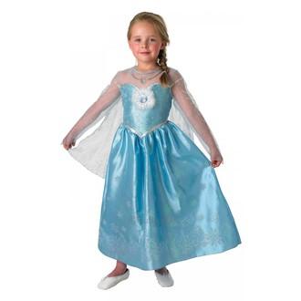 Kostýmy pro děti - Dětský kostým Princezna Elsa Ledové království