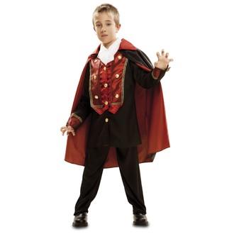 Kostýmy pro děti - Dětský kostým Barokní vampír