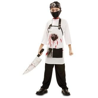 Kostýmy pro děti - Dětský kostým Doktor zabiják