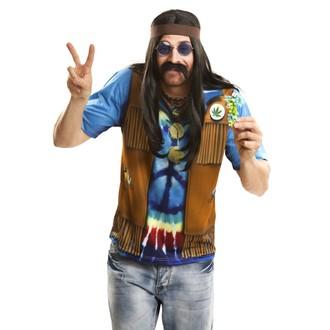 Kostýmy pro dospělé - Tričko Hipiesák