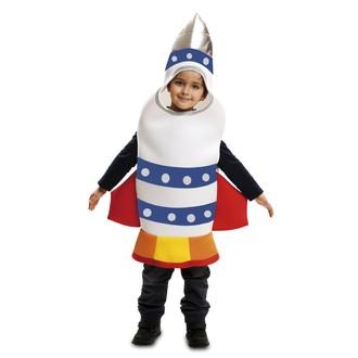 Kostýmy pro děti - Dětský kostým Raketa
