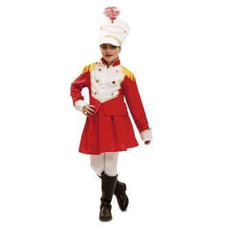 Kostýmy pro děti - Dětský kostým Mažoretka