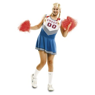 Kostýmy pro dospělé - Kostým Cheerleaders recese