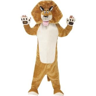 Kostýmy pro děti - Dětský kostým Lev Alex