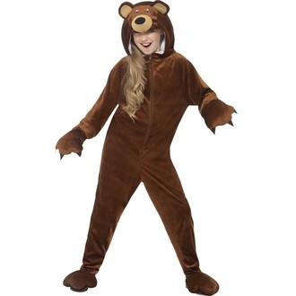 Kostýmy pro děti - Dětský kostým Medvěd