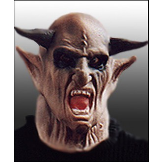 Čert - Mikuláš - Anděl - Maska čert - ďábel