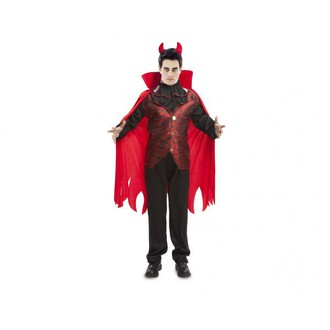 Kostýmy pro dospělé - Kostým Čert
