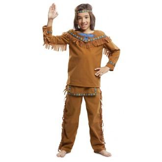 Indiáni - Dětský kostým Indián