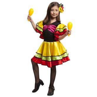 Kostýmy pro děti - Dětský kostým Tanečnice