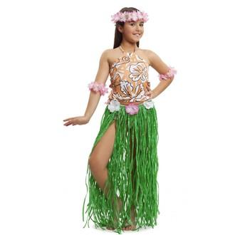 Kostýmy pro děti - Dětský kostým Havajská dívka