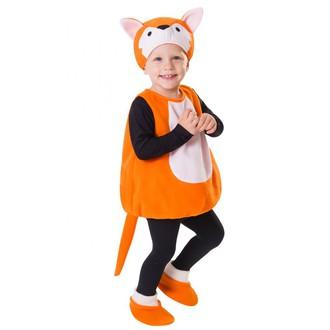 Kostýmy pro děti - Dětský kostým Liška