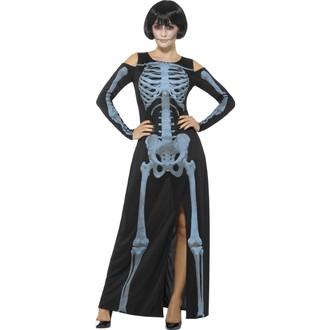 Halloween - Kostým Kostra - šaty kostlivec