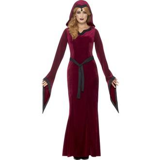 Halloween - dámský kostým upíra