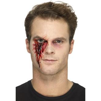 Líčidla - Make up - krev - Zranění latexové, zip