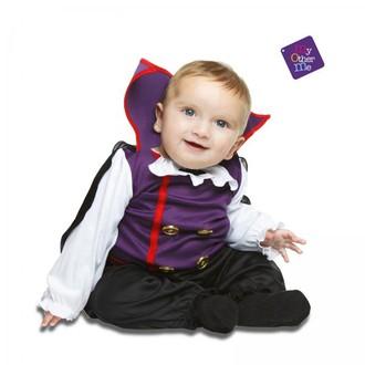 Kostýmy pro děti - Dětský kostým Mini Vamp