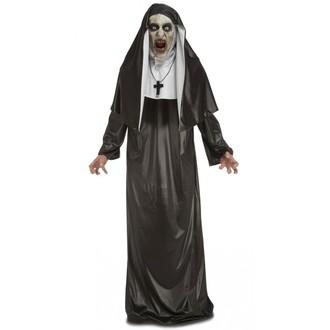 Halloween - Kostým Zombie jeptiška