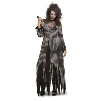 Halloween - Halloweenský kostým Psycho