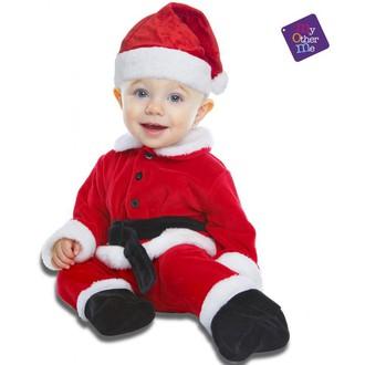 Kostýmy pro děti - Dětský kostým Santa Claus