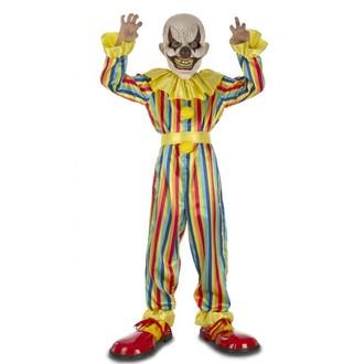 Kostýmy pro děti - Dětský kostým Klaun na Halloween