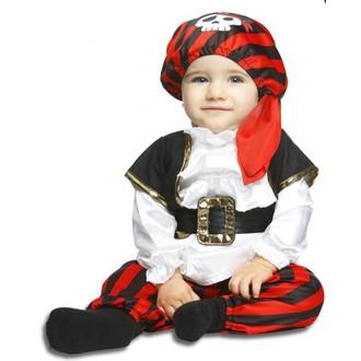 Kostýmy pro děti - Dětský kostým Pirát pro miminka
