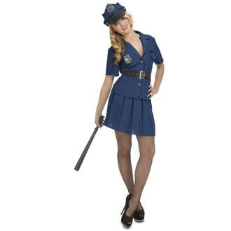 Kostýmy pro dospělé - Kostým Policistka