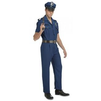 Kostýmy pro dospělé - Kostým Policista