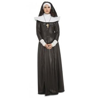 Kostýmy pro dospělé - Kostým Jeptiška
