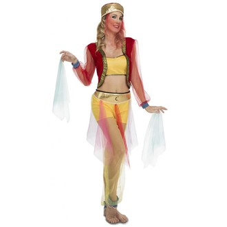 Kostýmy pro dospělé - Kostým Arabská tanečnice