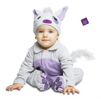 Kostýmy pro děti - Dětský kostým Kočička pro miminko