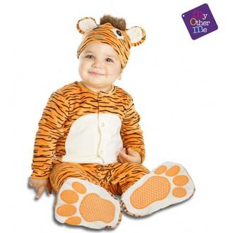 Kostýmy pro děti - Dětský kostým Tygr pro miminka