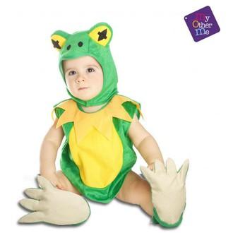 Kostýmy pro děti - Dětský kostým pro miminko  Žába