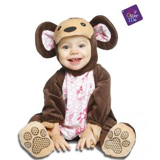 Kostýmy pro děti - Dětský kostým Medový medvídek