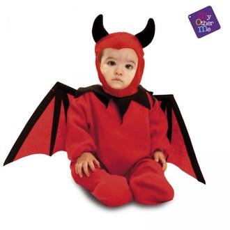 Čert - Mikuláš - Anděl - Dětský kostým Čert
