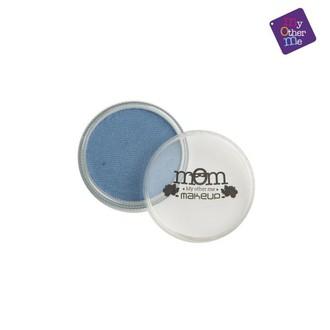 Líčidla - Make up - krev - Barva na obličej a tělo perleťová jasně modrá