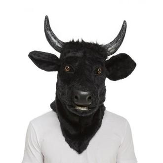 Masky - Škrabošky - Maska Býk