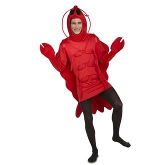 Kostýmy pro dospělé - Kostým Humr