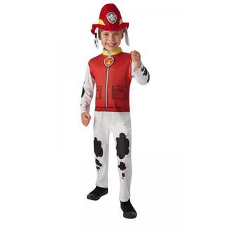 Kostýmy z filmů - Dětský kostým Marshall Tlapková patrola