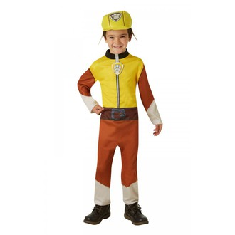Kostýmy z filmů - Dětský kostým Rubble Tlapková patrola