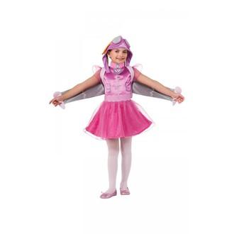 Kostýmy z filmů - Dětský kostým Skye Tlapková patrola