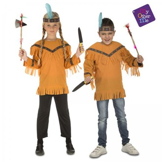 Kostýmy pro děti - Dětský kostým Indián/ka