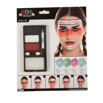 Líčidla - Make up - krev - Make up Sada Indiánka