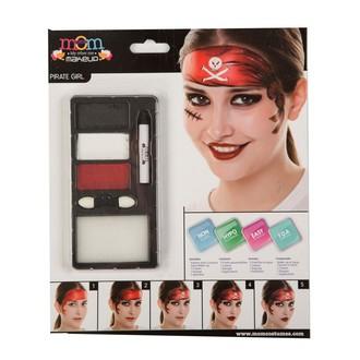 Líčidla - Make up - krev - Make up Sada Pirátka